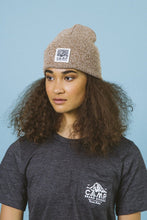 Camp Brand Goods Heritage Logo Toque - Copper Marl