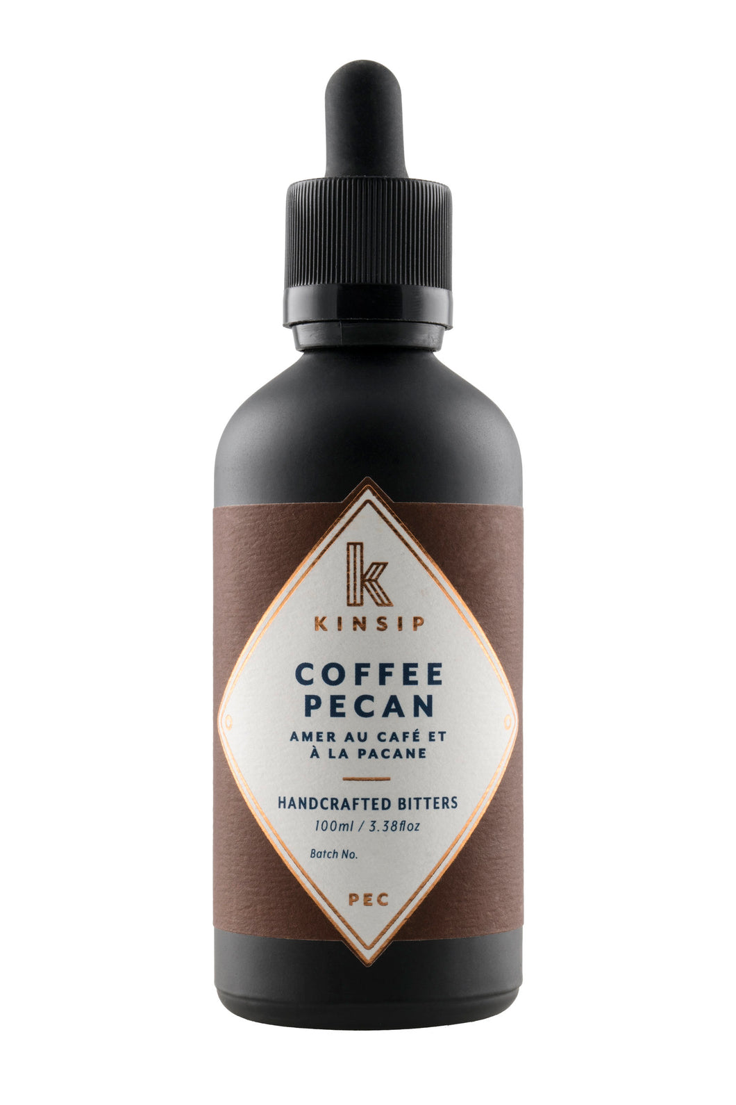 Coffee Pecan Handcrafted Bitters