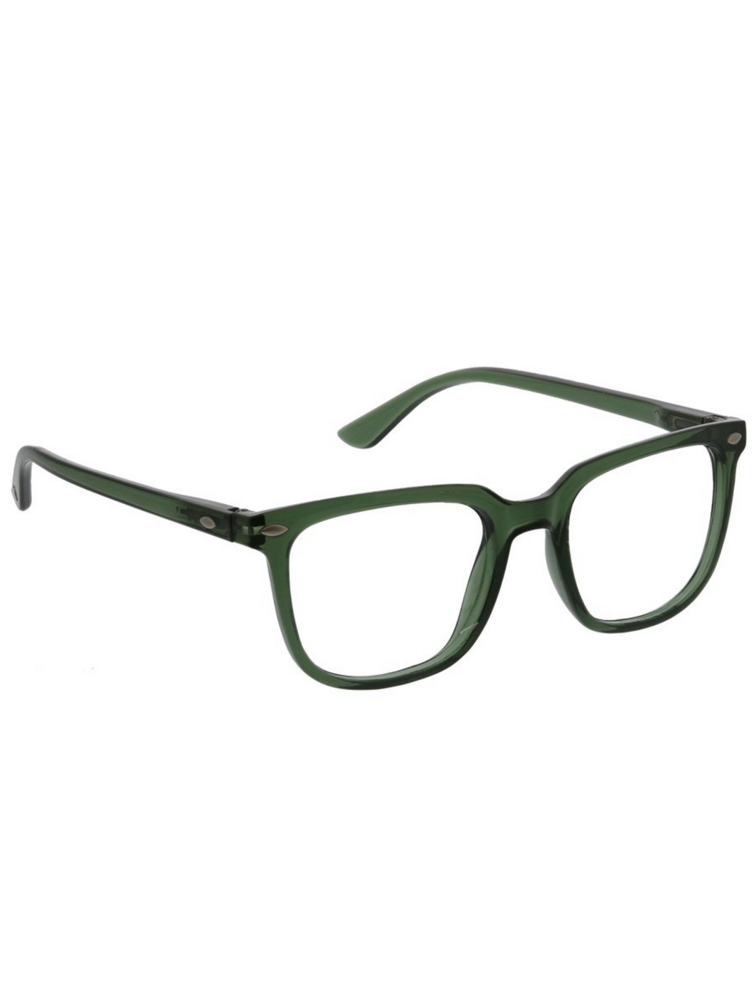 Tycoon Blue Light Glasses - Green