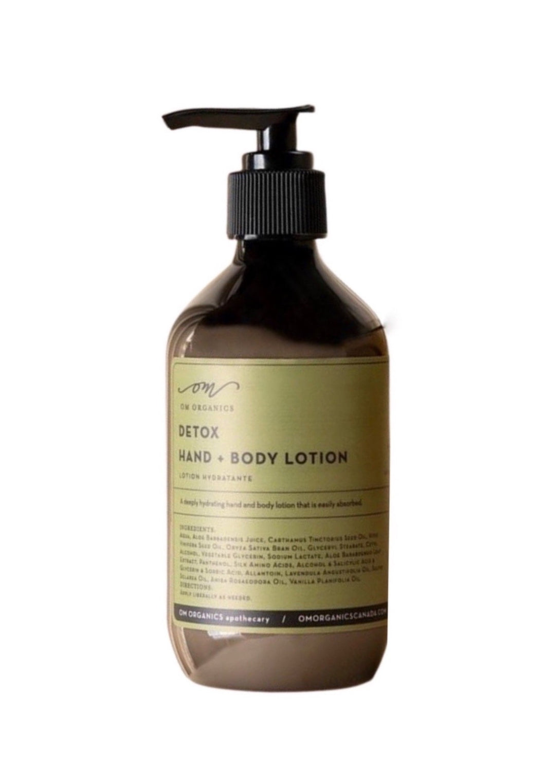 Detox Hand + Body Lotion