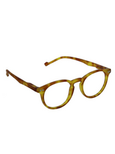 Style Fifteen Blue Light Glasses - Honey Tortoise