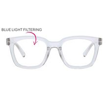 To The Max Blue Light Glasses - Clear