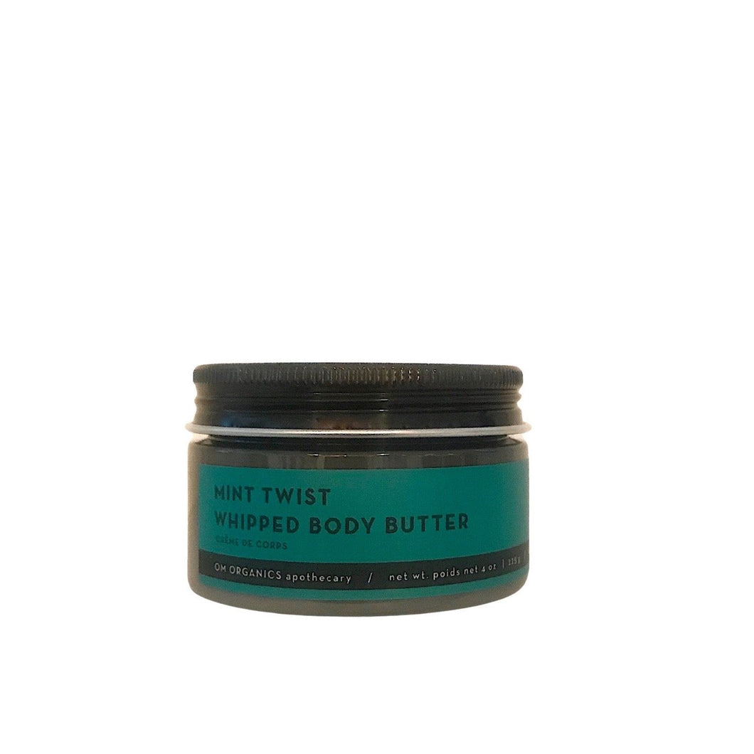 Holiday Whipped Body Butter - Mint Twist