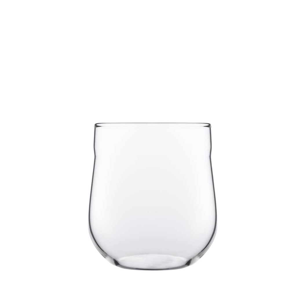 Angle Bell Dof Glasses - Clear - Set of 2
