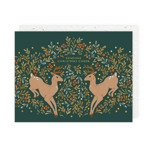 Prancer Card