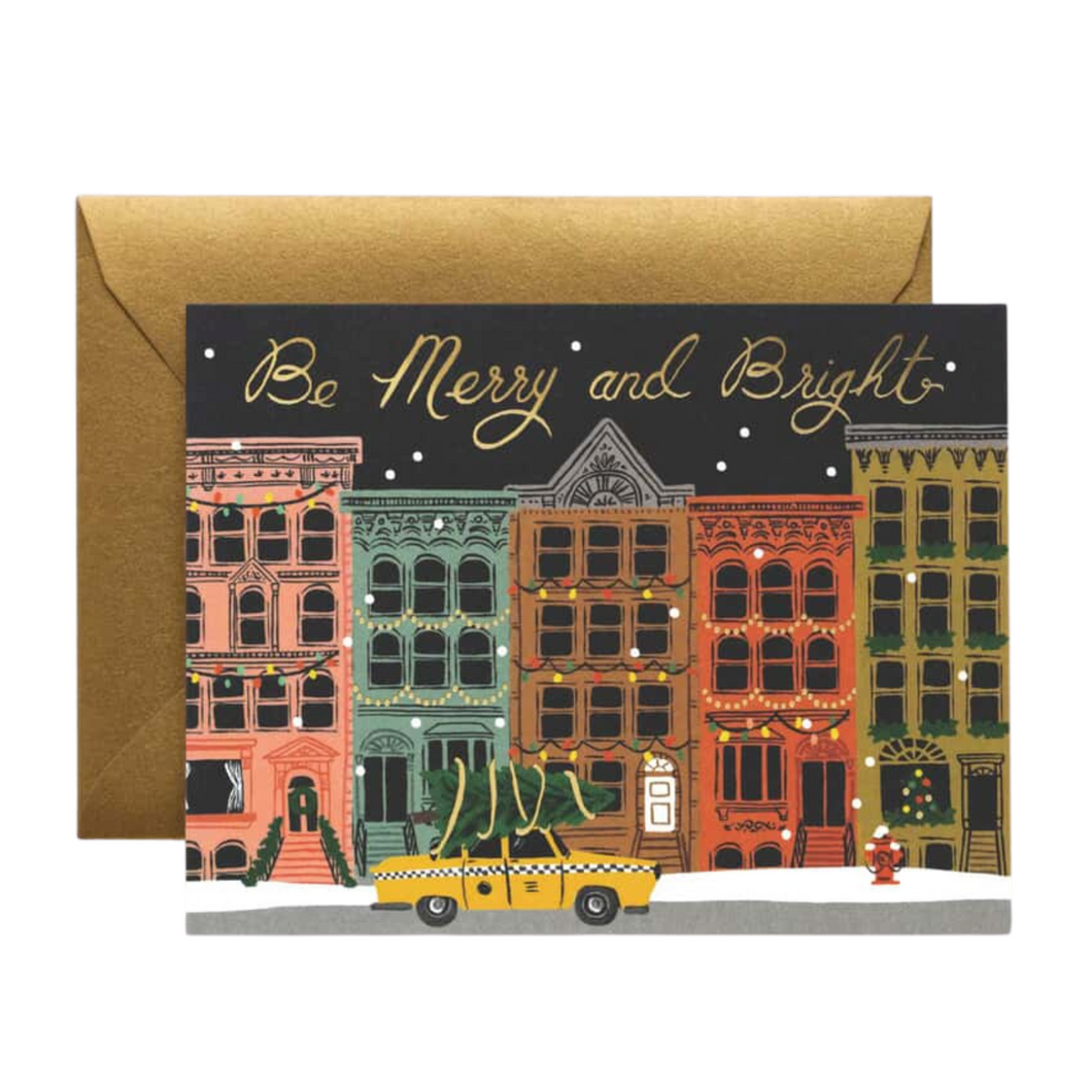 City Holiday Card
