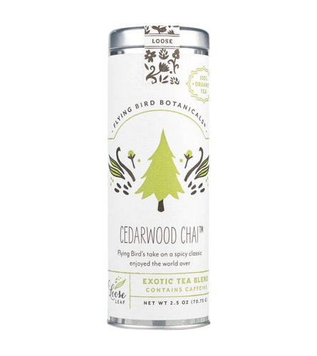 Cedarwood Chai Loose Leaf Tea