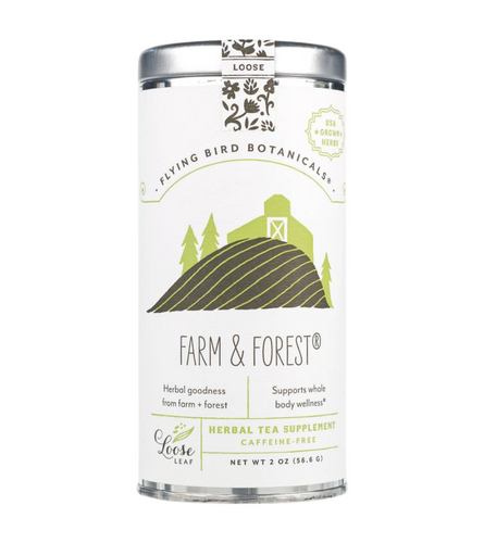 Farm & Forest Loose Leaf Tea