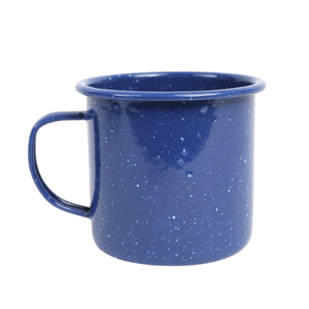 Stinson 16 oz Speckle Mug - Blue