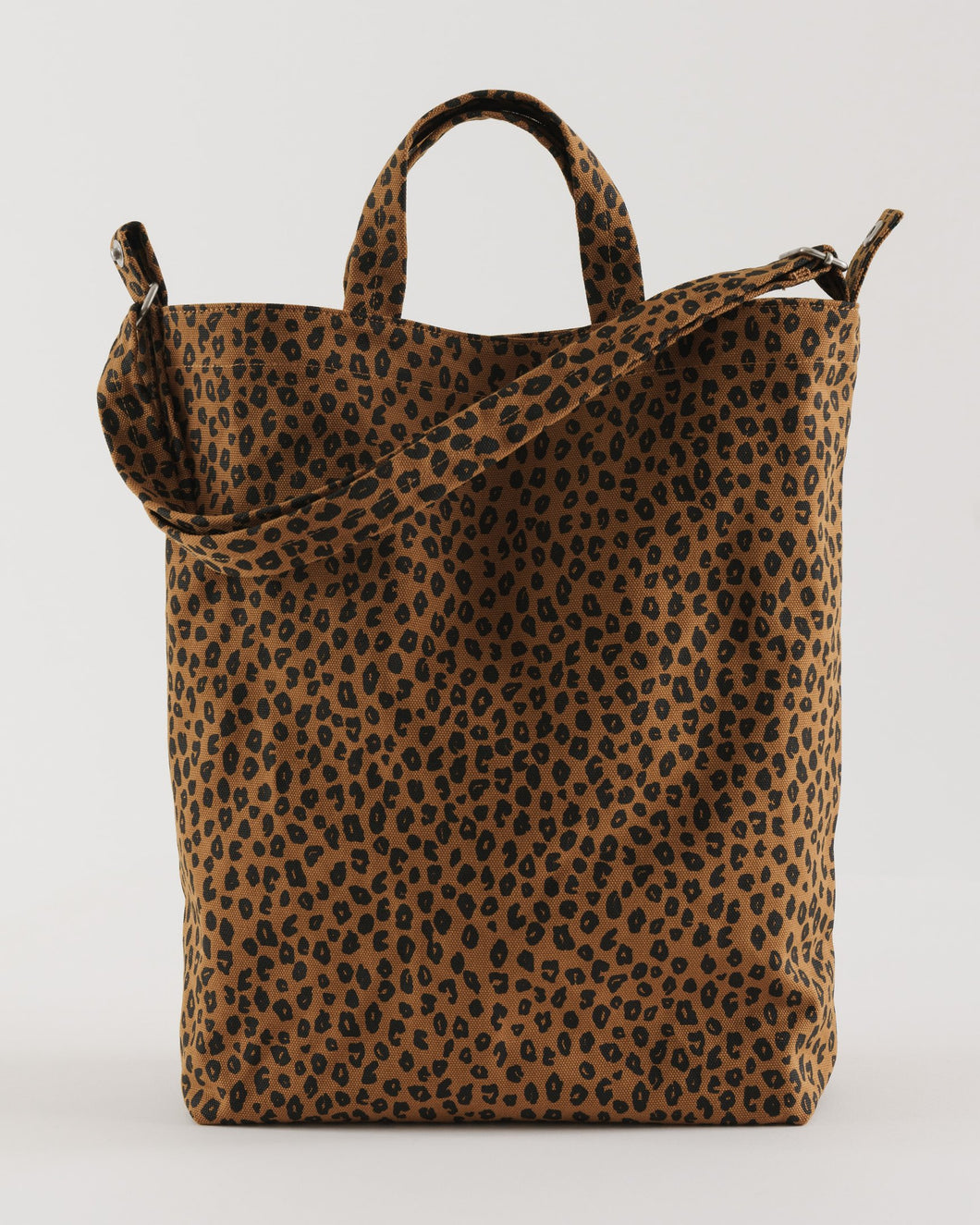 Duck Bag - Nutmeg Leopard