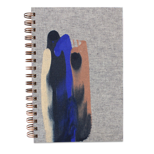 Painted Notebook - Blur