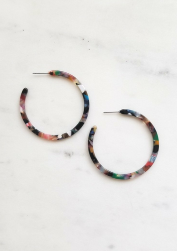 Parker Hoop Earrings