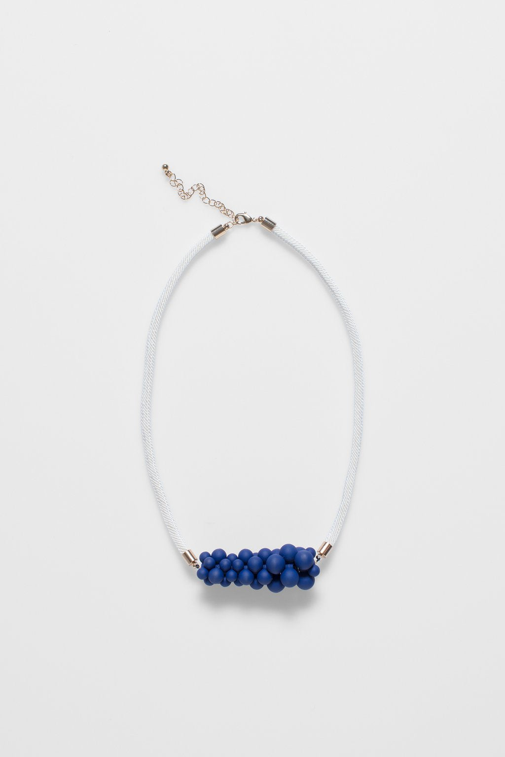 Surte Short Necklace - Blue