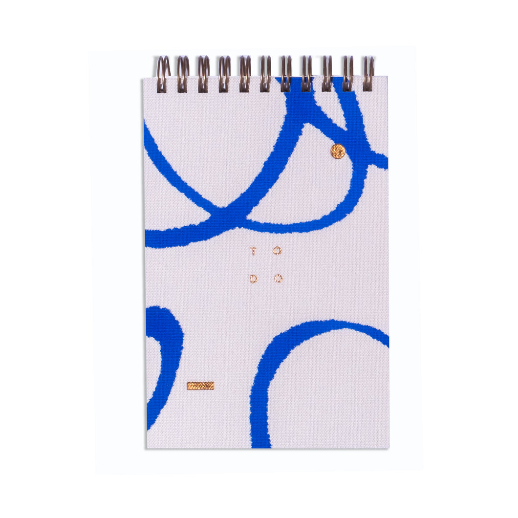 Daily Jotter - Blue