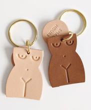 Nude Key Fob (Assorted Colours)
