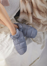 Puffy Slipper Socks - Grey