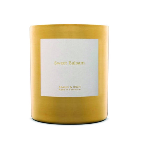 Sweet Balsam - Goldie Soy Candle