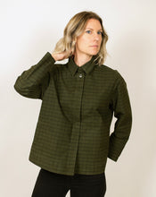 Wallis Shirt/Jacket - Lake Green