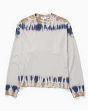 Long Sleeve Relaxed Tee - Tie Dye