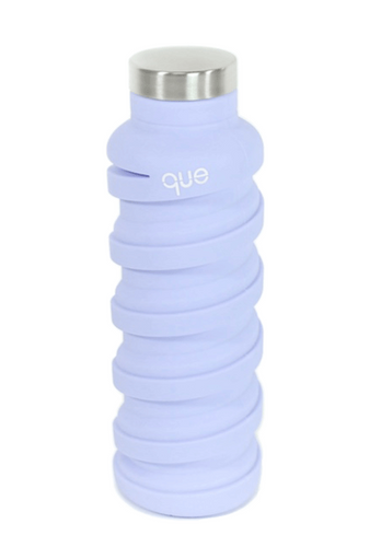 Que Collapsable Bottle - 20 oz - Lilac