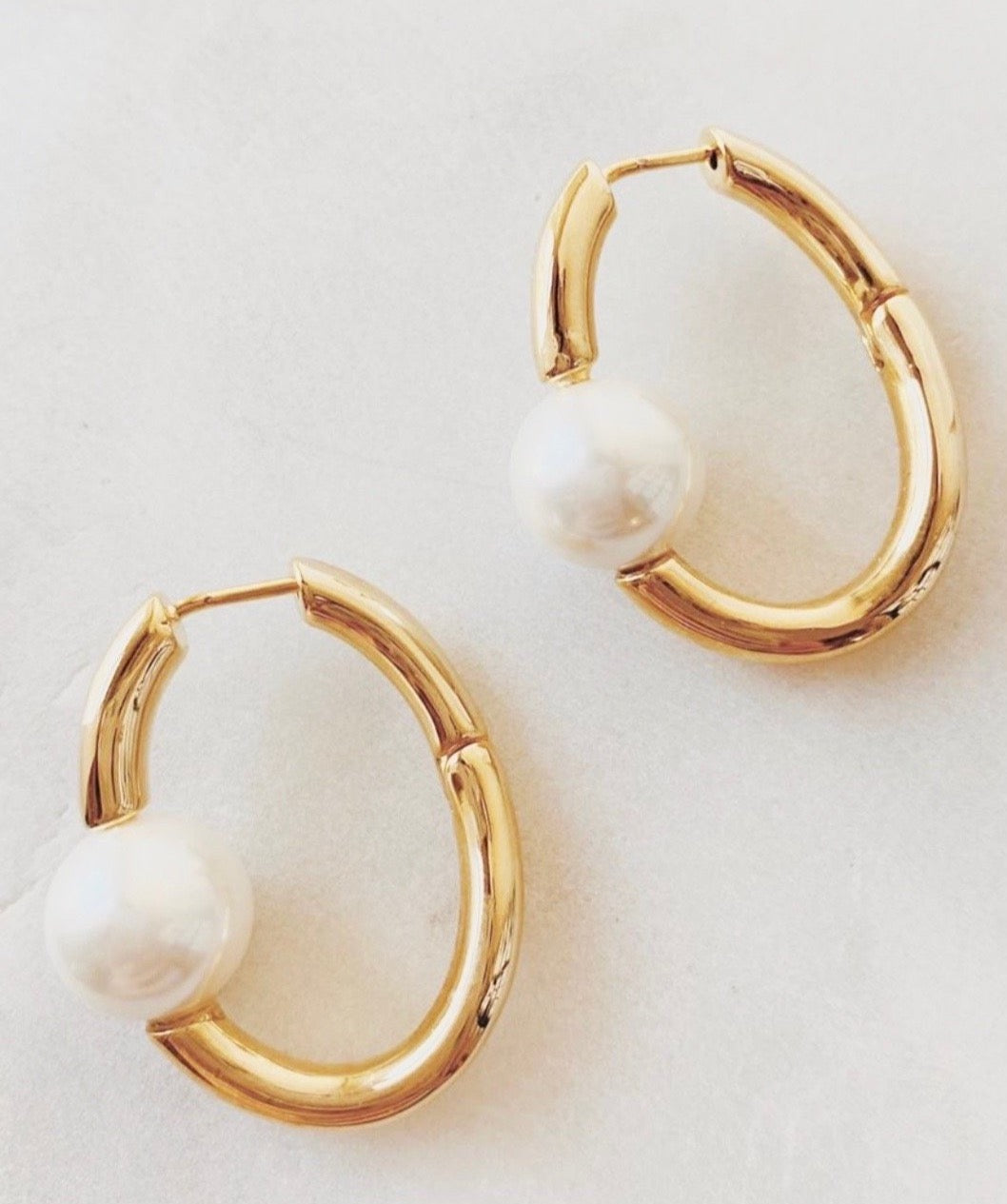 Marin Earrings - Gold