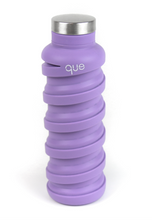 Que Collapsable Bottle - 20 oz - Violet