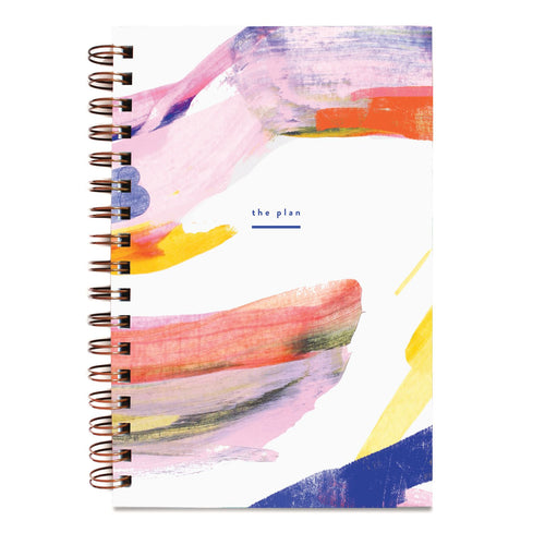 Weekly Jotter - Rainbow