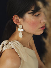 Ana Earrings - Mother of Pearl