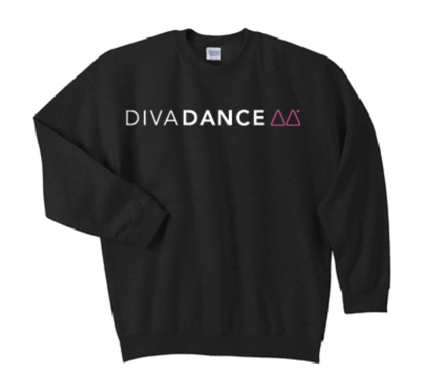 DivaDance Logo Sweatshirt