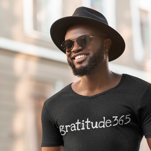 Men's #gratitude365 Short Sleeve Shirt