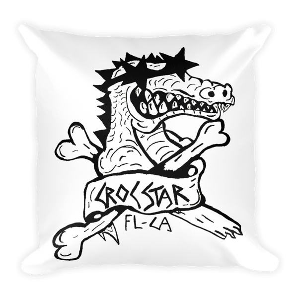 CrocHollywood Pillow