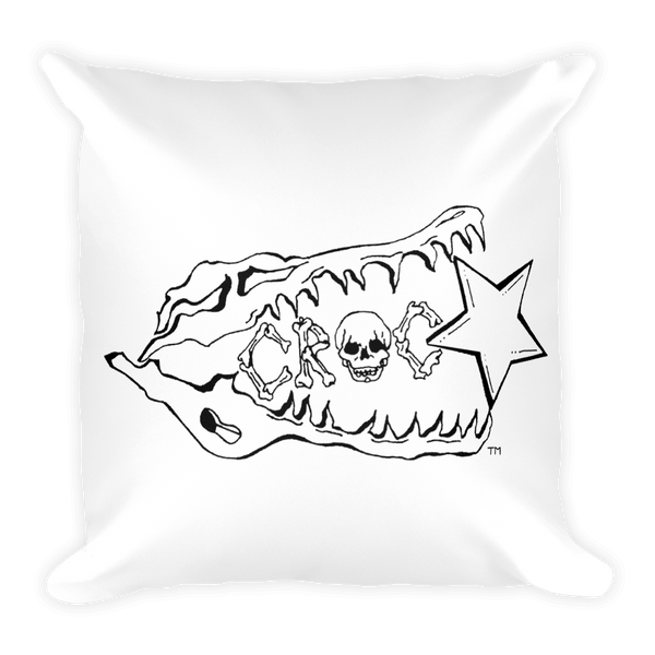 Crocstar Pillow