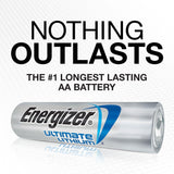 Energizer Ultimate Lithium AA 18-Pack