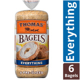 Thomas' Everything Soft and Chewy Bagels (20oz)
