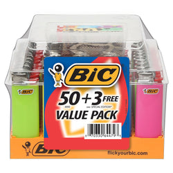 Bic Mini Lighter Tray (53 ct.)