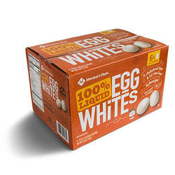 100% Liquid Egg Whites (16 oz. cartons, 6 pk.)