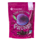 Dried Sunny n' Sweet California Prunes Pitted (40 oz.)