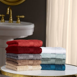 Hotel Luxury Reserve Collection 100% Cotton Luxury Washcloth 13