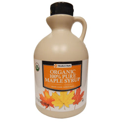 Organic 100% Pure Maple Syrup (32 oz.)