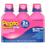 Pepto Bismol Ultra Strength, Original Flavor, Triple Pack (36 oz. each)