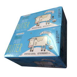 Organic Salted Butter (1 lb. 2 ct.)