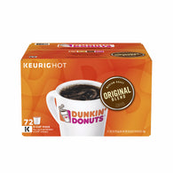Dunkin' Donuts Original Blend K-Cups (72 ct.)