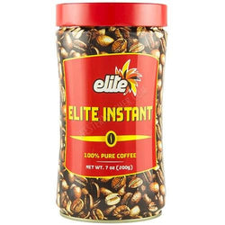 Elite Instant Coffee, Original, 7 Oz, 1 Ct