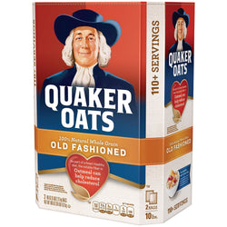 Quaker Oats Old Fashioned Oatmeal - (10 lb.)