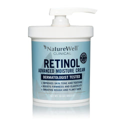 Nature Well Clinical Retinol Advanced Moisture Cream (16 oz.)