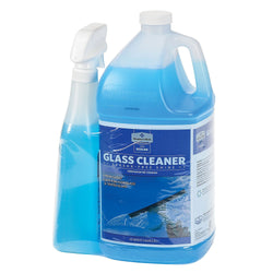 Glass Cleaner (32 oz. spray bottle, 1 gal. refill)