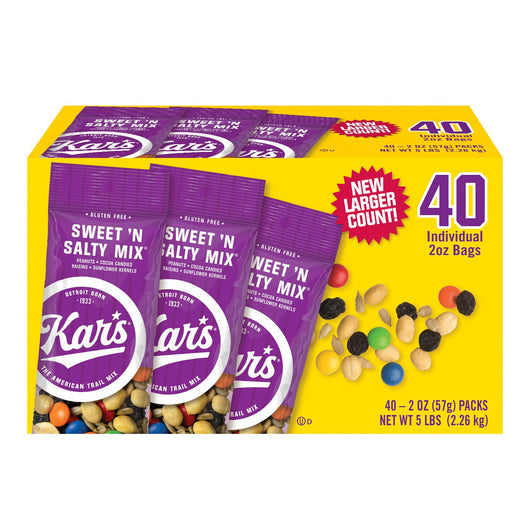 Kar's Sweet 'n Salty Mix (2 oz., 40 ct.)
