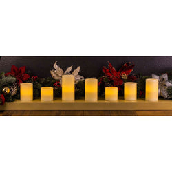 LED Candles, Set of 7