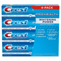 Crest Pro-Health Whitening Power Toothpaste (6.3 oz., 4 pk.)