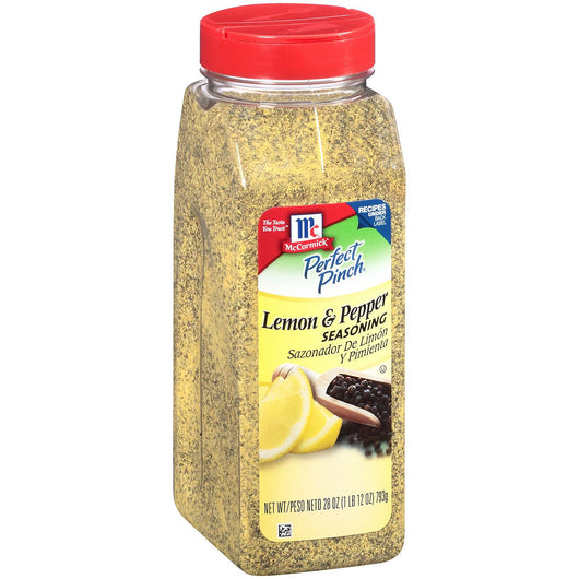 McCormick Perfect Pinch Lemon & Pepper Seasoning